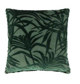 Pillow Miami Palm tree green