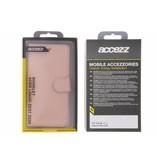 Wallet TPU Booklet voor de Acer Liquid Zest (4G) - Rose Gold