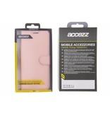 Rose Gouden Wallet TPU Booklet voor de Samsung Galaxy S8 Plus