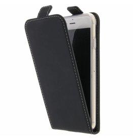 TPU Flipcase iPhone 8 / 7 - Black