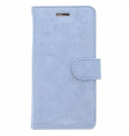 Glitter Wallet TPU Booklet Samsung Galaxy J5 (2016) - Blue