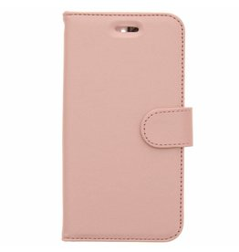 Wallet TPU Booklet Motorola Moto E4 - Rose Gold