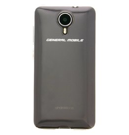 TPU Clear Cover General Mobile GM5
