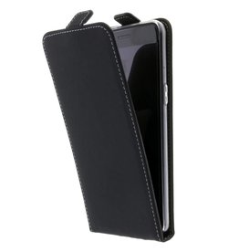 TPU Flipcase OnePlus 5 - Black