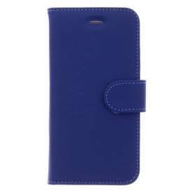 Wallet TPU Booklet iPhone 8 / 7 / 6s / 6 - Blue