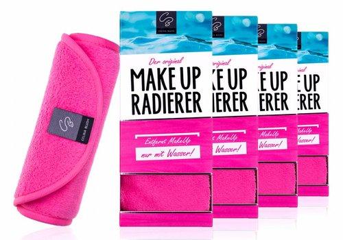 Celina Blush Sparpaket 4 x MakeUp Radierer (Pink) 25% Rabatt!