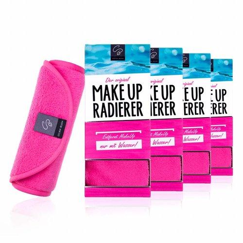 Celina Blush Limango-Deal: 4er-Set MakeUp Radierer (Pink)