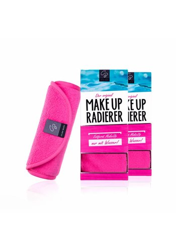 Celina Blush Limango-Deal: 2er-Set MakeUp Radierer (Pink)