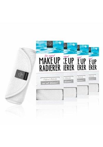 Celina Blush Limango-Deal: 4er-Set MakeUp Radierer (Weiß)
