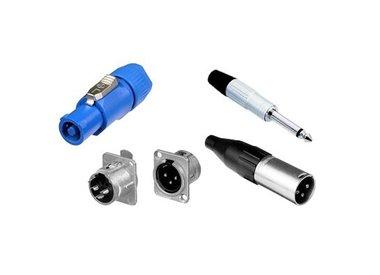 Stecker und Adapter