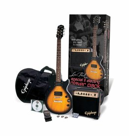 Epiphone Epiphone Les Paul Special II Vintage Sunburst Players Pack
