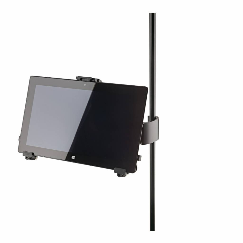 König & Meyer König & Meyer 19791 Tablet-PC-Halter mit Klemmprisma