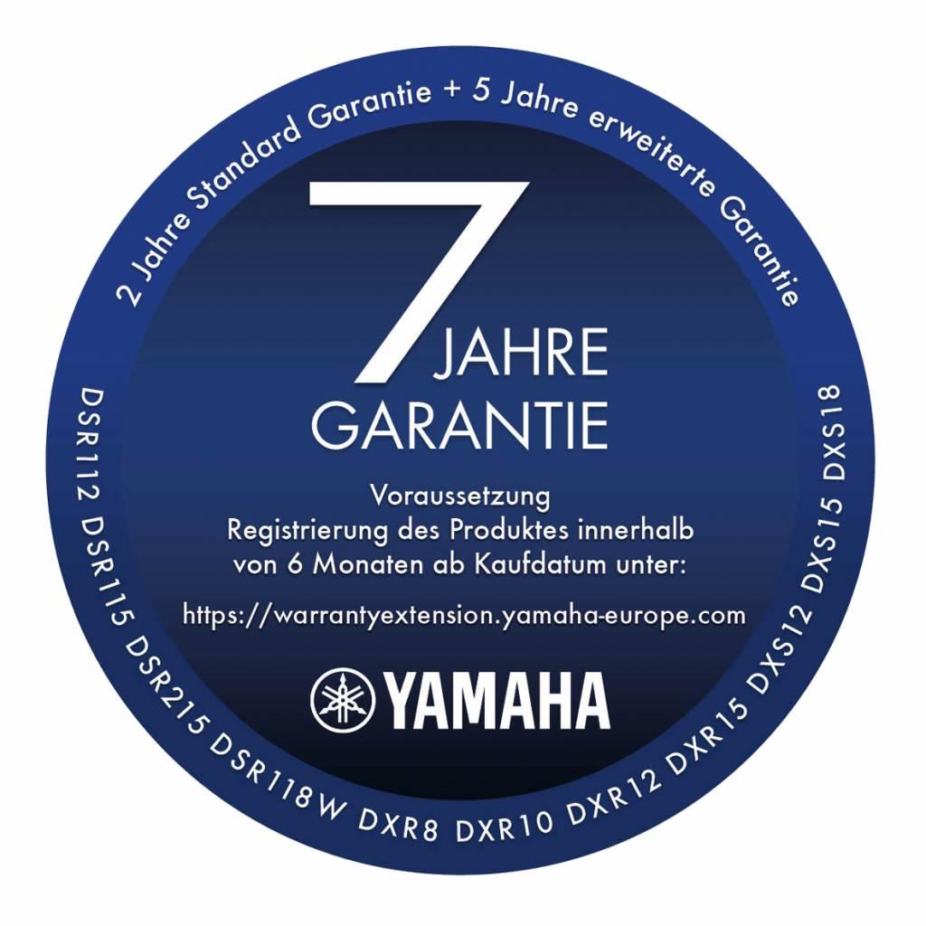 Yamaha Yamaha DXR8