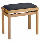 Stagg Stagg PB 39 NATM VBK Piano Bank Naturholz matt