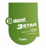 ADAM HALL Adam Hall 3,0m Instrumenten Kabel KL-KL  K3 IPP 0300