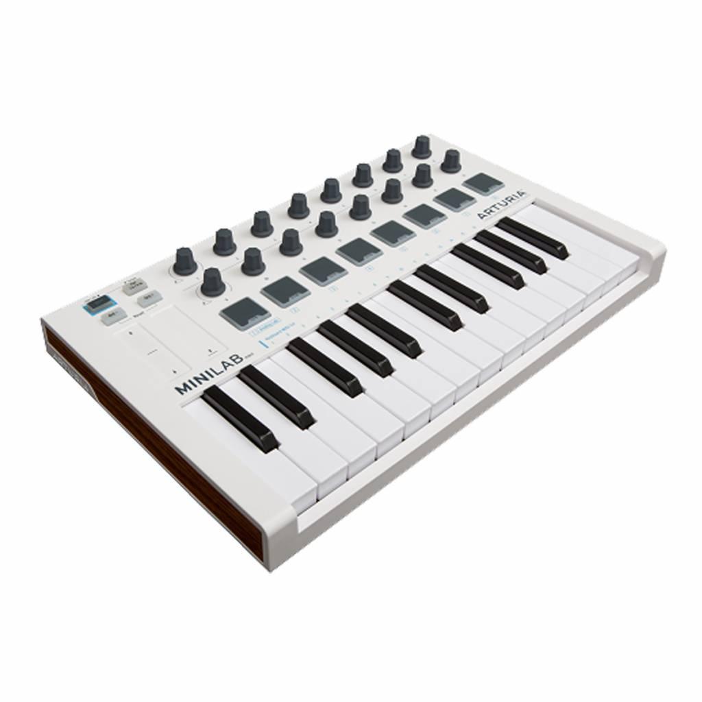 ARTURIA Arturia USB Keyboard 25 Minitasten / Pads