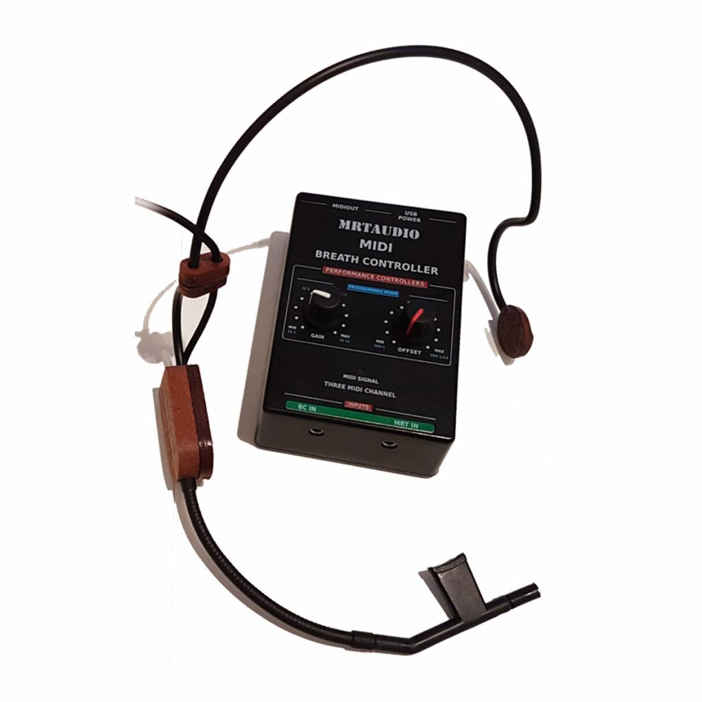 MRT Audio MRTaudio Breath Controller mit Wandler-Box