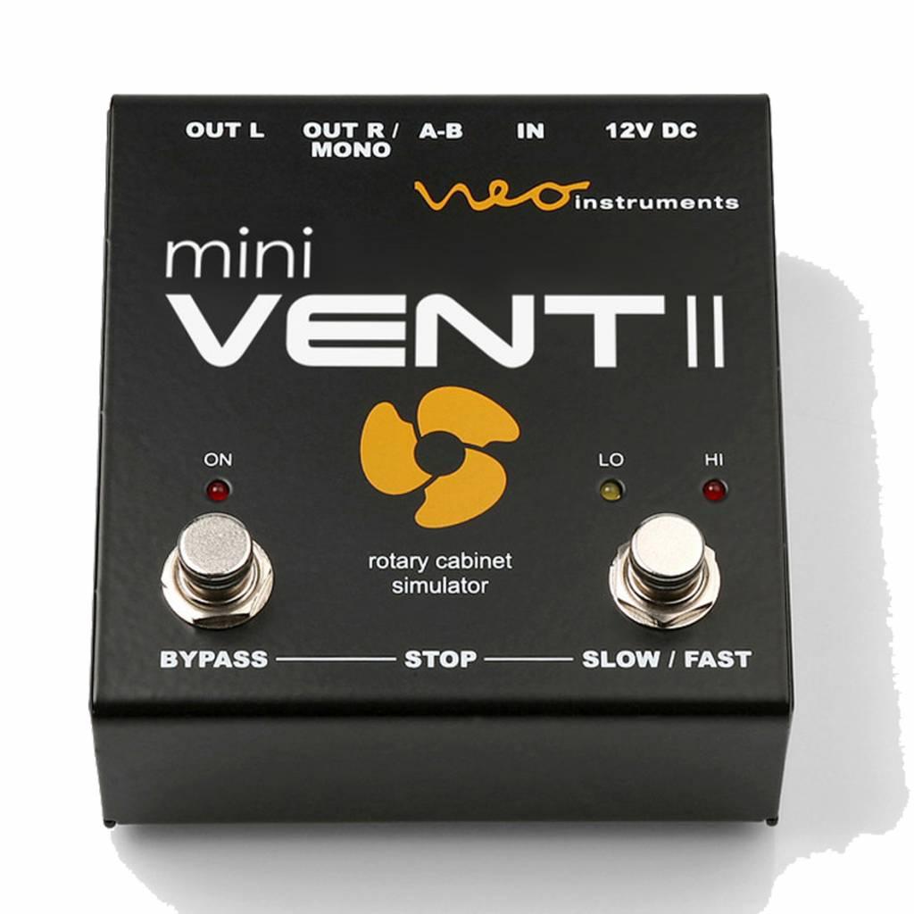 Neo Instruments Neo Instruments mini Vent II Leslie Effekt