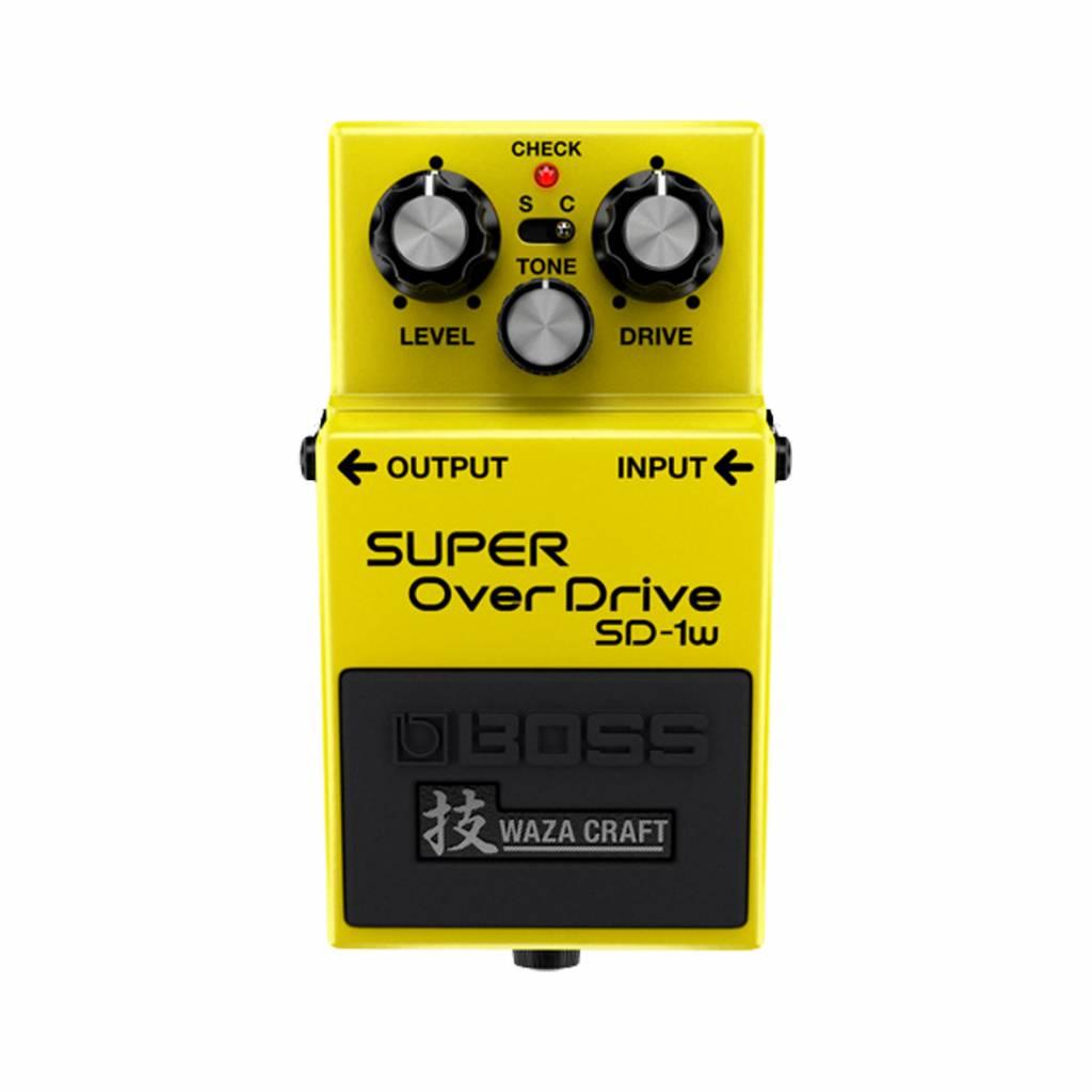 Boss Boss  SD-1W Super OverDrive