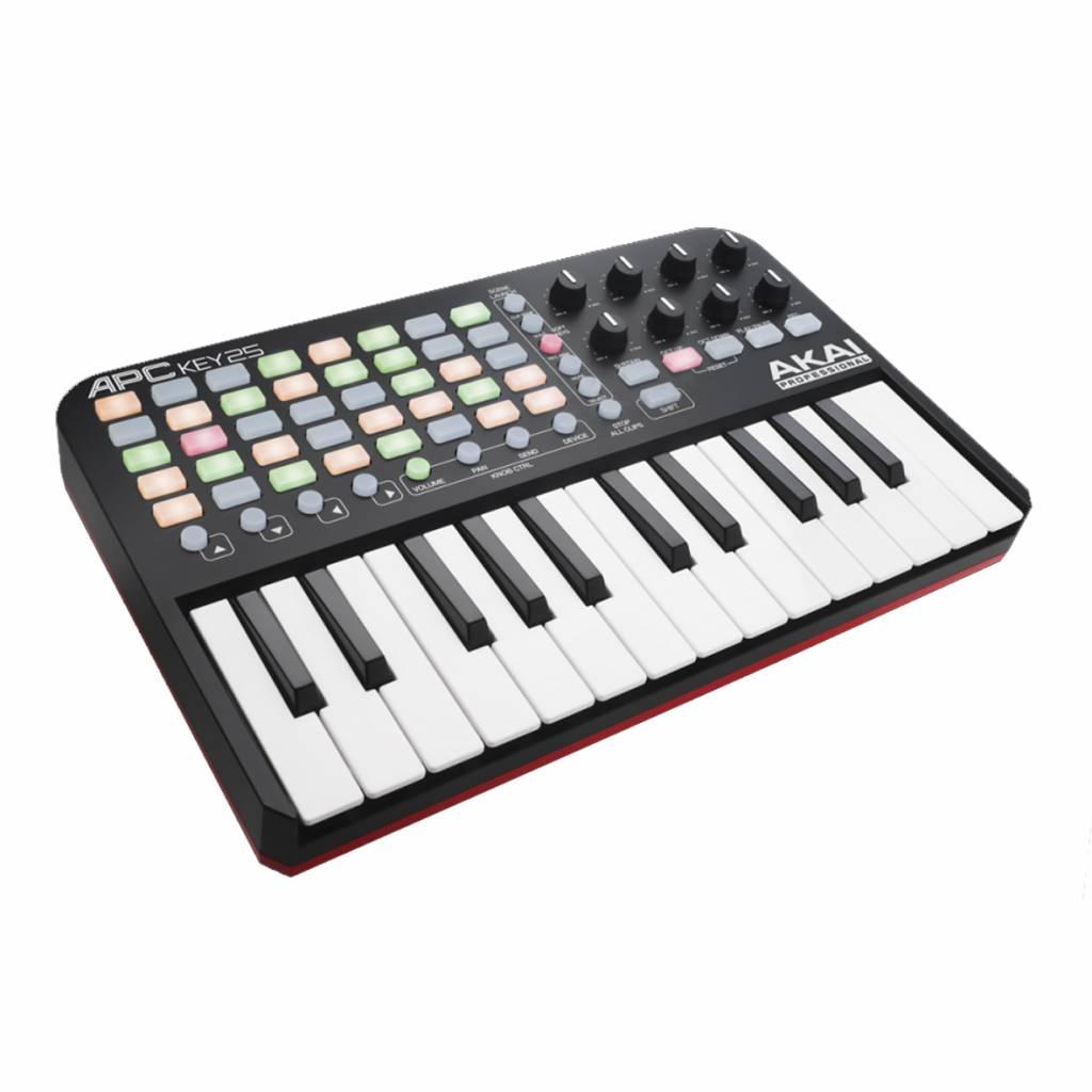 AKAI Akai APC Key 25 Mini Kontroller Keyboard