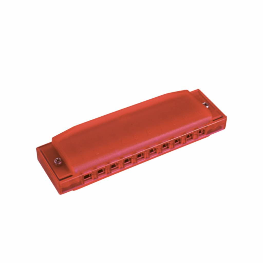 Hohner Hohner Happy Color Harp Red