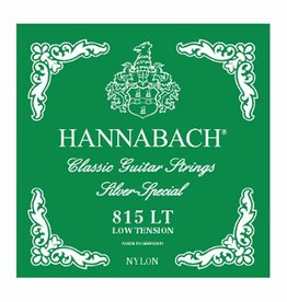 Hannabach Hannabach Blau Low Tension Set