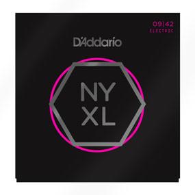 D'addario D'addario NYXL0942 Nickel Wound, Super Light, 09-42
