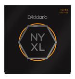 D'addario D'addario NYXL1046 Nickel Wound, Regular Light, 10-46