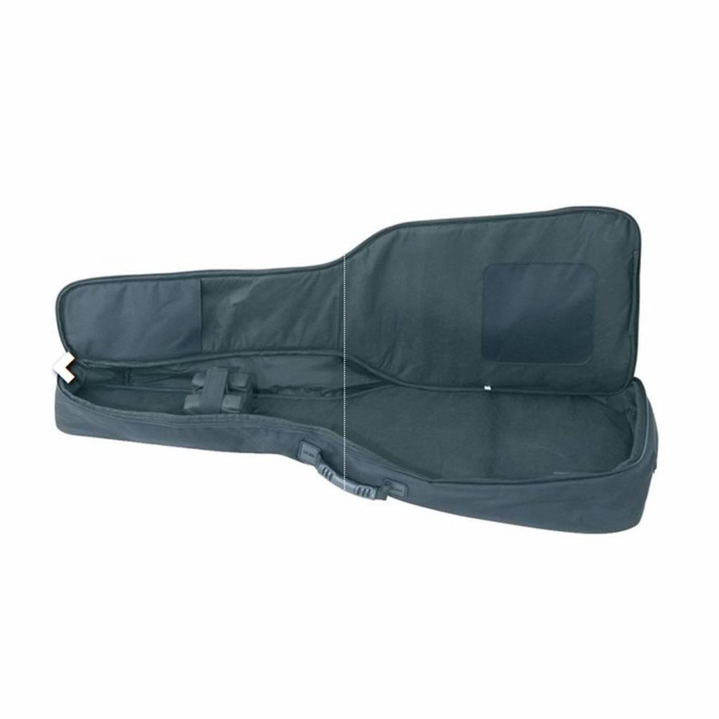 GEWA Gewa Gitarren Gig-Bag Konzert 1/2 schwarz