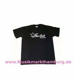 Star-Club Star Club T-Shirt schwarz (XL)