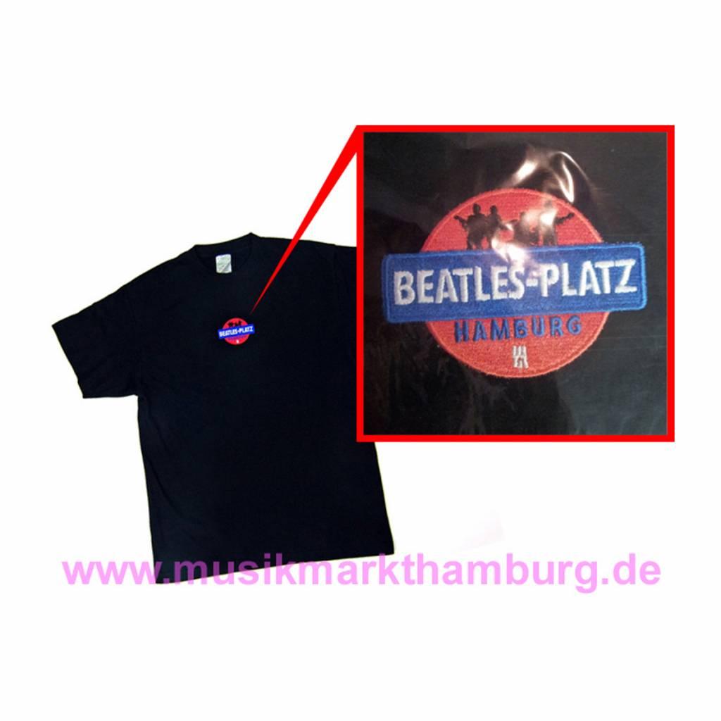 Star-Club Beatles-Platz Hamburg Shirt (L)
