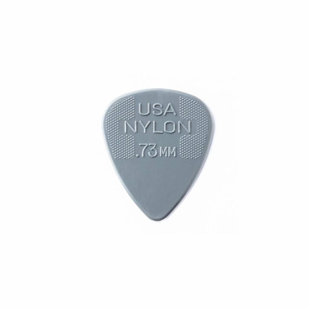 Dunlop Nylon Standard Picks grey 0.73 mm