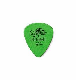 Dunlop Tortex Standard Picks green 0.88 mm