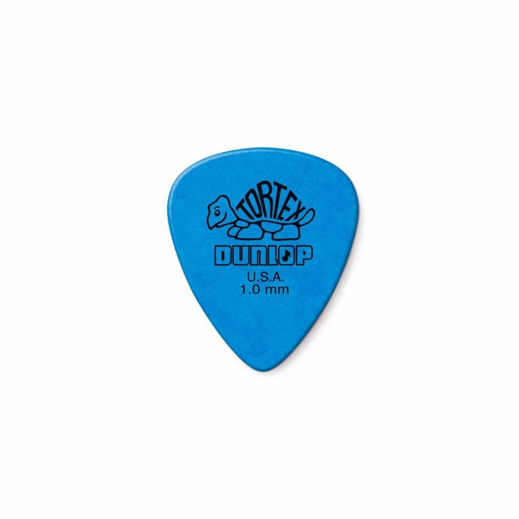 Dunlop Tortex Standard Picks blue 1.00 mm