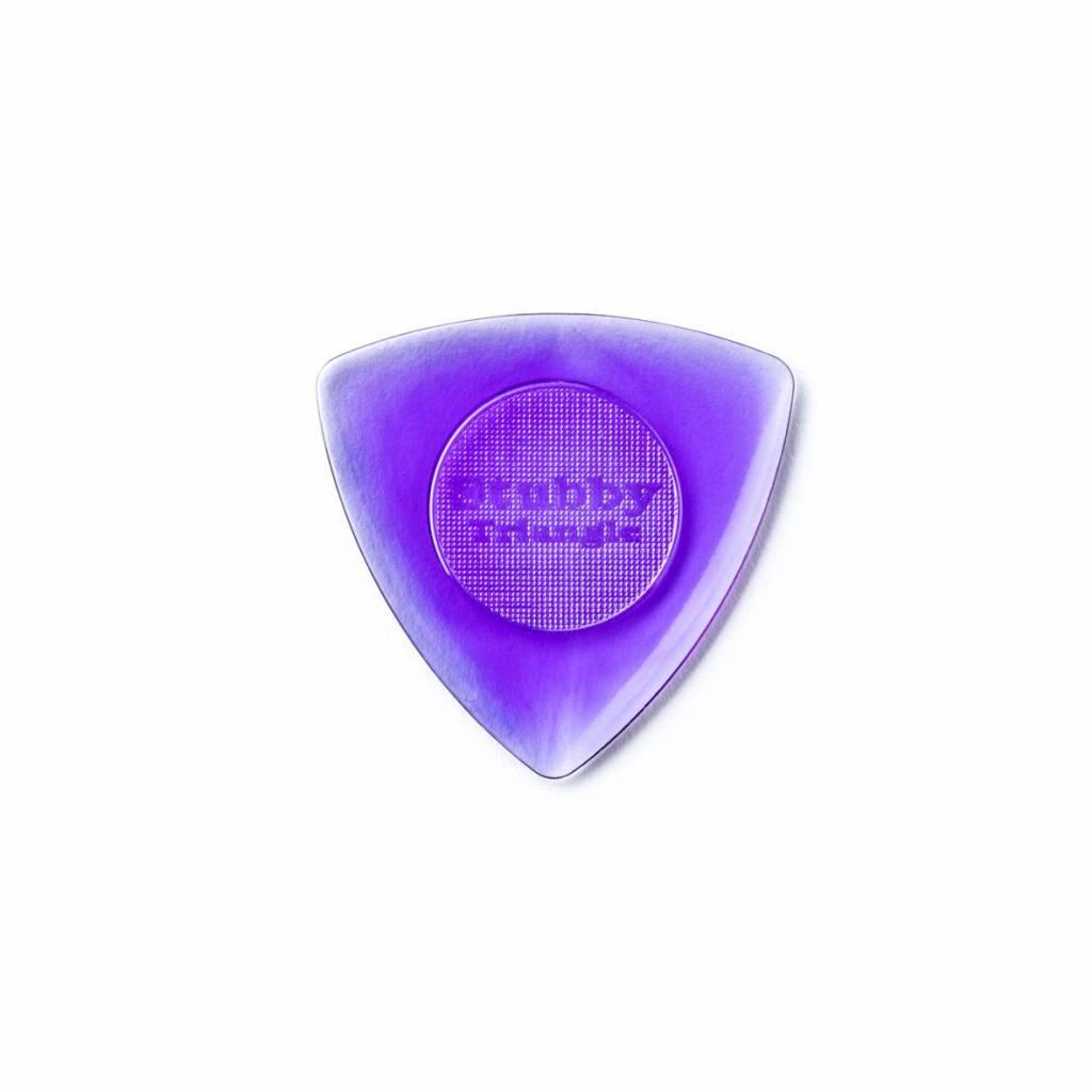 Dunlop Tri Stubby Picks light purple 2.00 mm
