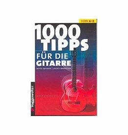 Voggenreiter Voggenreiter 1000 Tipps für die Gitarre
