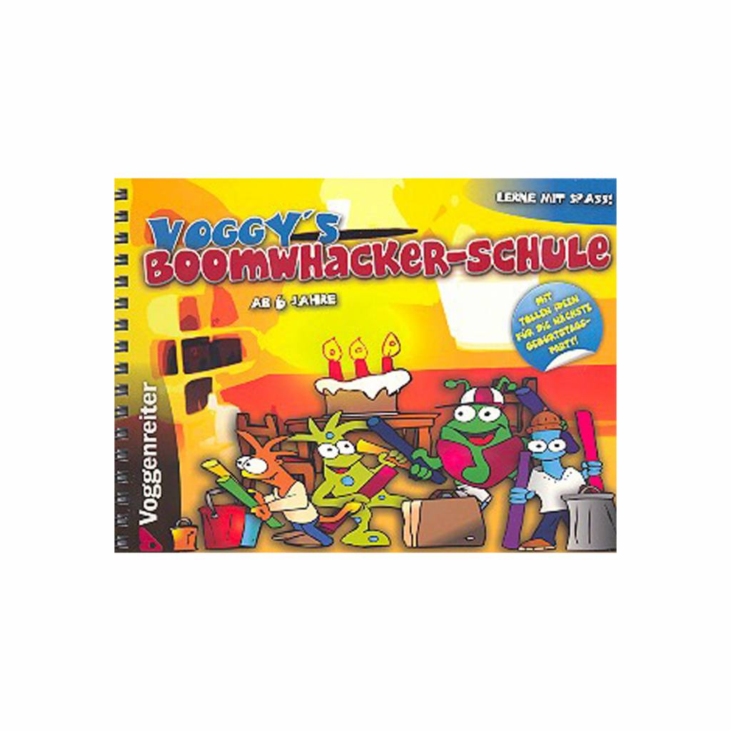 Voggenreiter Voggenreiter Voggys Boomwhackerschule