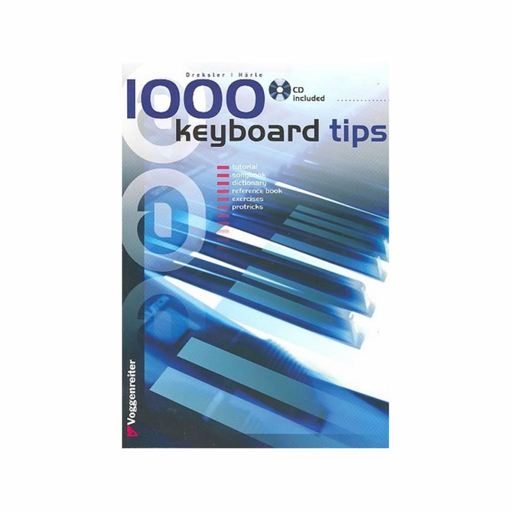 Voggenreiter Voggenreiter 1000 Tipps für Keyboards