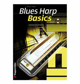 Voggenreiter Voggenreiter Blues Harp Basics