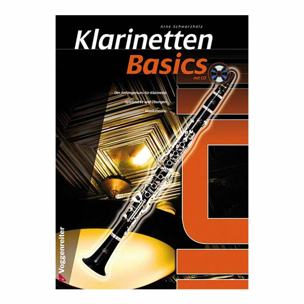 Voggenreiter Voggenreiter Klarinetten Basics von Arne Schwarzholz