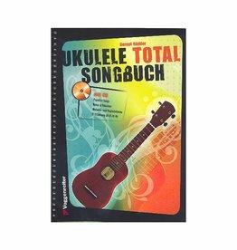 Voggenreiter Voggenreiter Ukulele Total Songbook