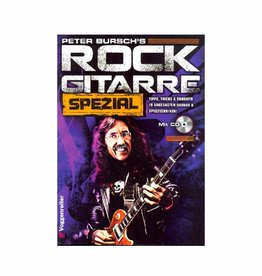Voggenreiter Voggenreiter Peter Bursch's Rock Gitarre Spezial inkl. CD
