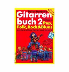 Voggenreiter Voggenreiter Peter Bursch Songbuch für Gitarre 2