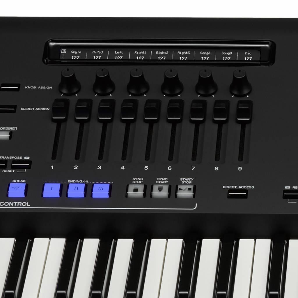 yamaha genos entertainer keyboard f r live oder studio. Black Bedroom Furniture Sets. Home Design Ideas