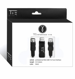 TIE TIE 1x1 USB MIDI-Interface