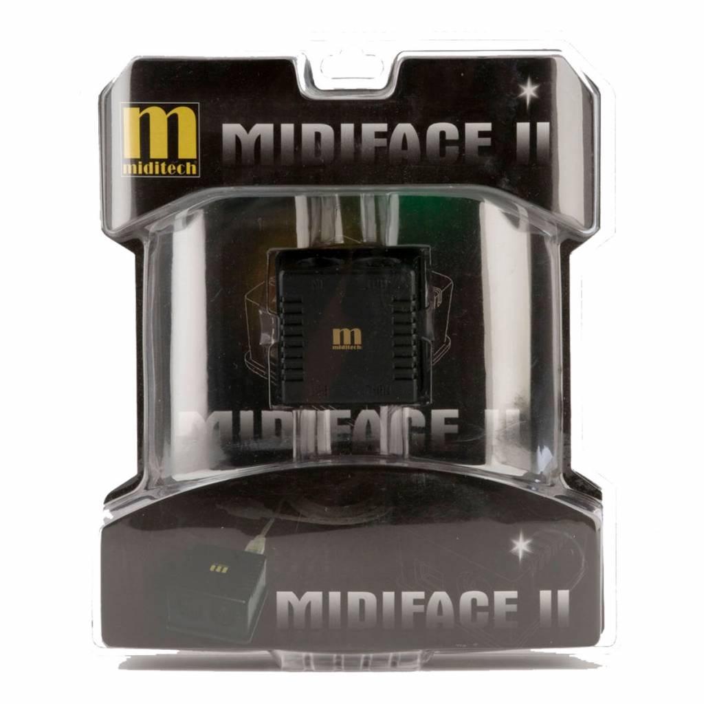 Miditech Miditech MIDIFACE II THRU 1x1