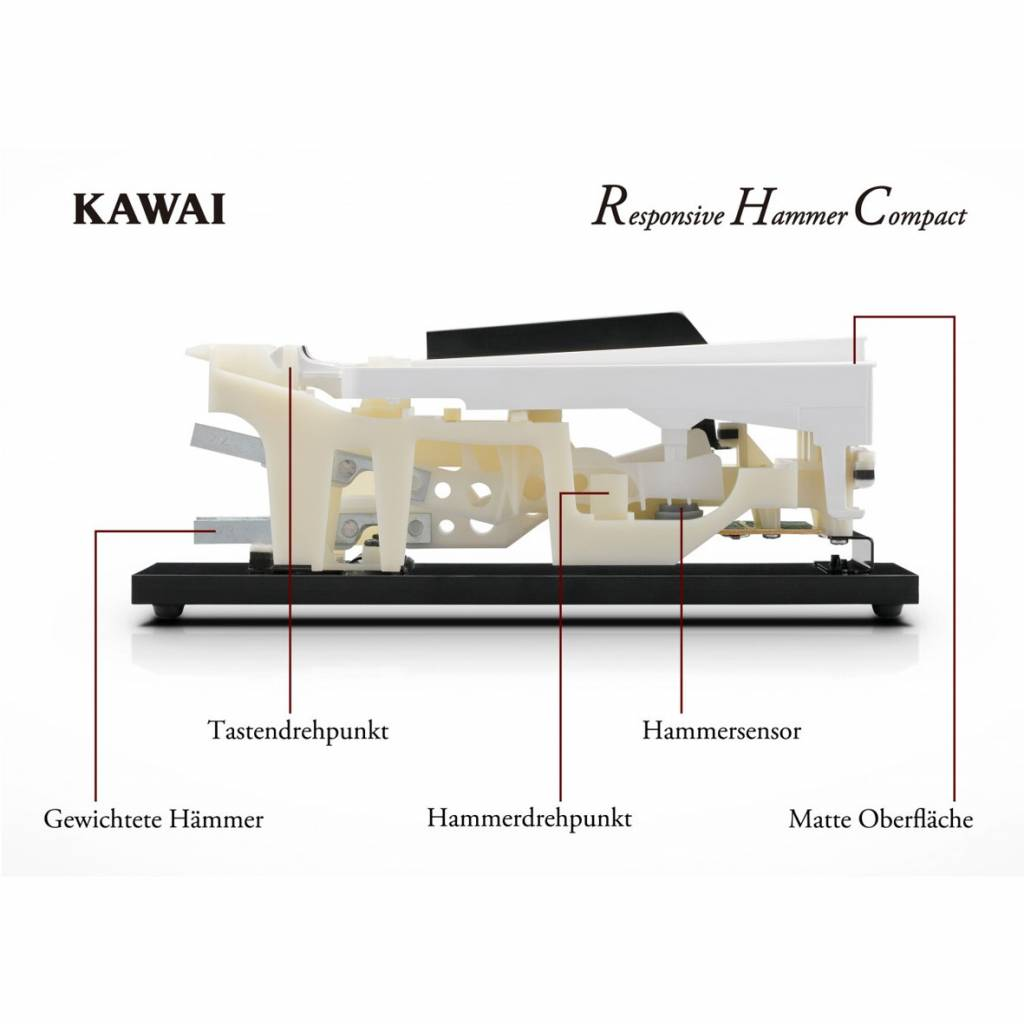 Kawai Kawai ES-110 weiss