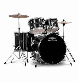 "Mapex Mapex Tornado Set 5044TC  20"" incl. Zildjian Becken Set"