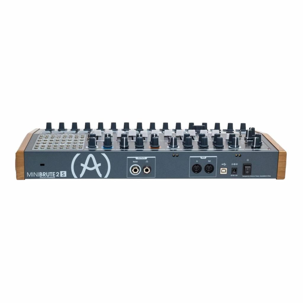 ARTURIA Arturia MiniBrute 2S Desktop Synthesizer