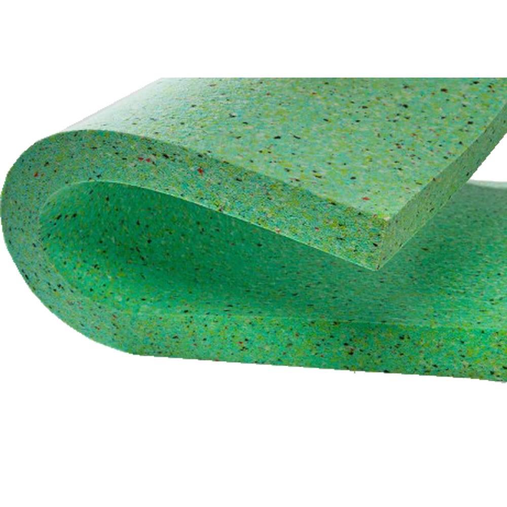 Polypress platen